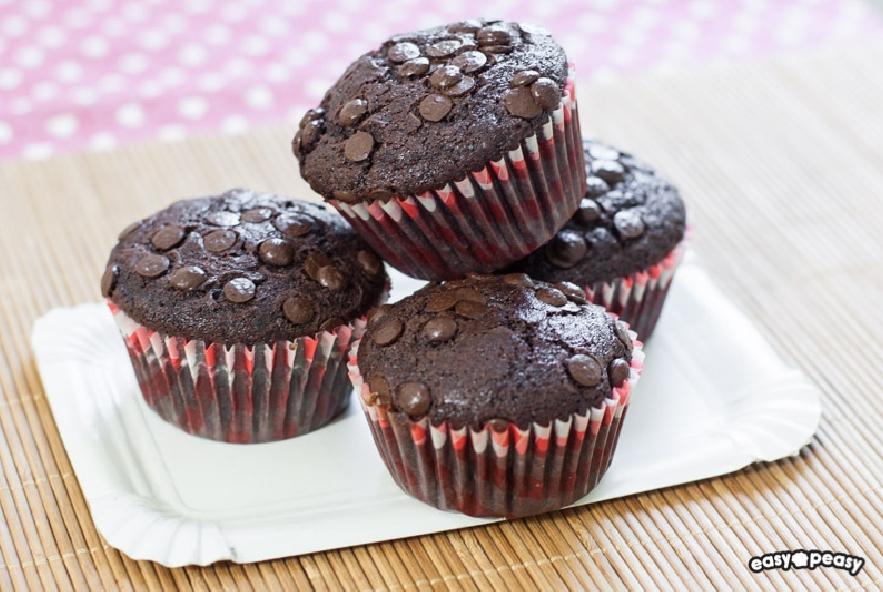 Muffin al cacao...senza - Step 3 - Immagine 1