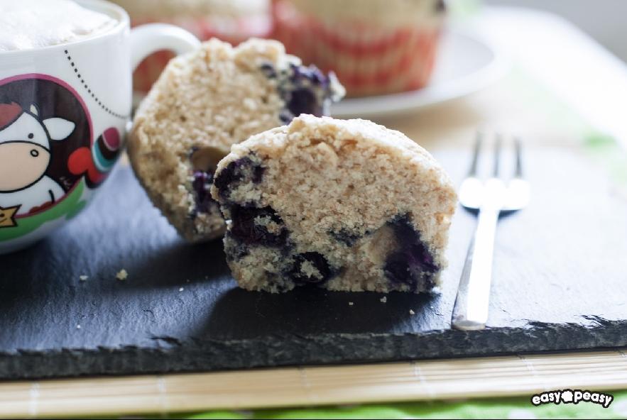 Muffin ai mirtilli - Step 5 - Immagine 1