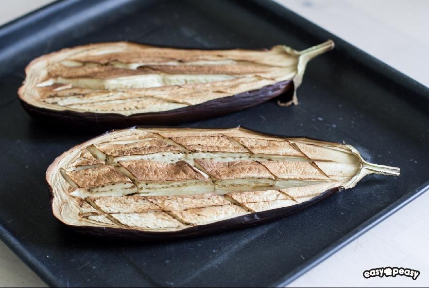 Pasta con pesto di zucchine e melanzane - Step 2 - Immagine 1