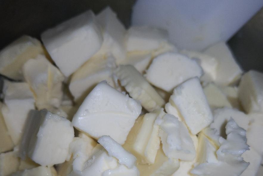 Torta cioccolato bianco e pistacchio - Step 1 - Immagine 1