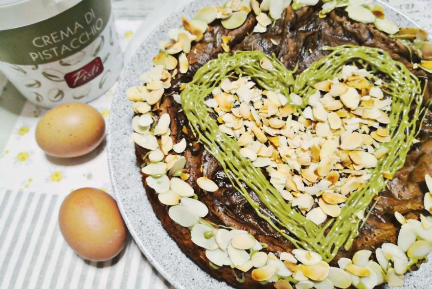 Torta cioccolato bianco e pistacchio - Step 5 - Immagine 1