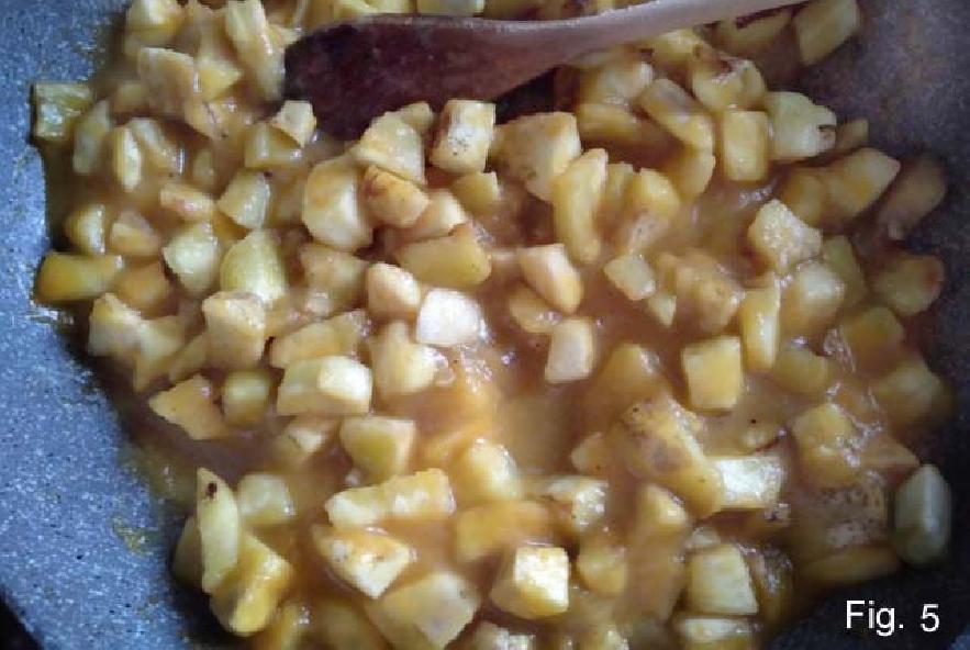 Barchette di melanzane ripiene di riso e pomodori - Step 2 - Immagine 2