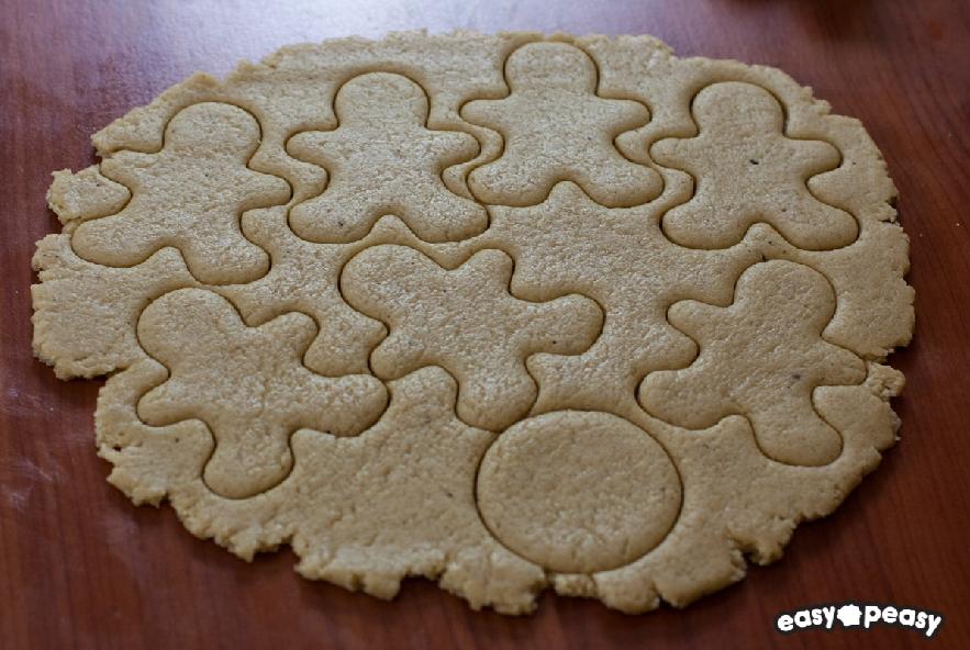 Omini di pan di zenzero - Step 3 - Immagine 1