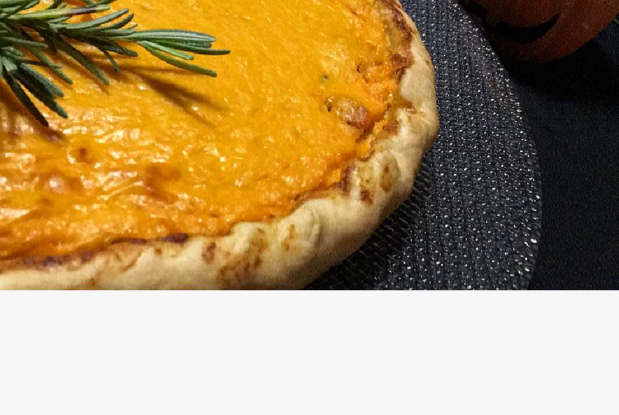 Torta salata con speck e zucca - Step 7 - Immagine 1