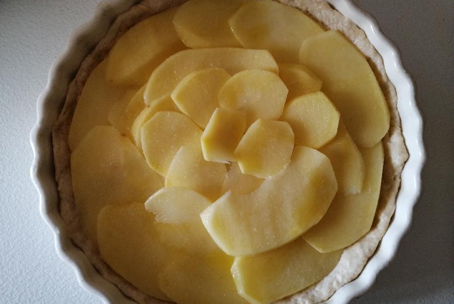 Torta rustica zucchine, provola e patate - Step 3 - Immagine 1