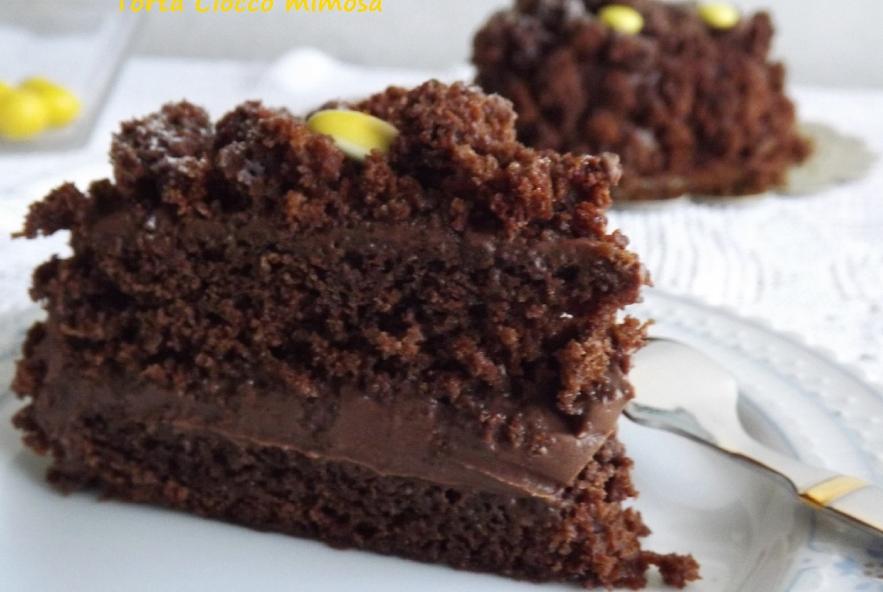 Torta ciocco-mimosa - Step 5 - Immagine 1