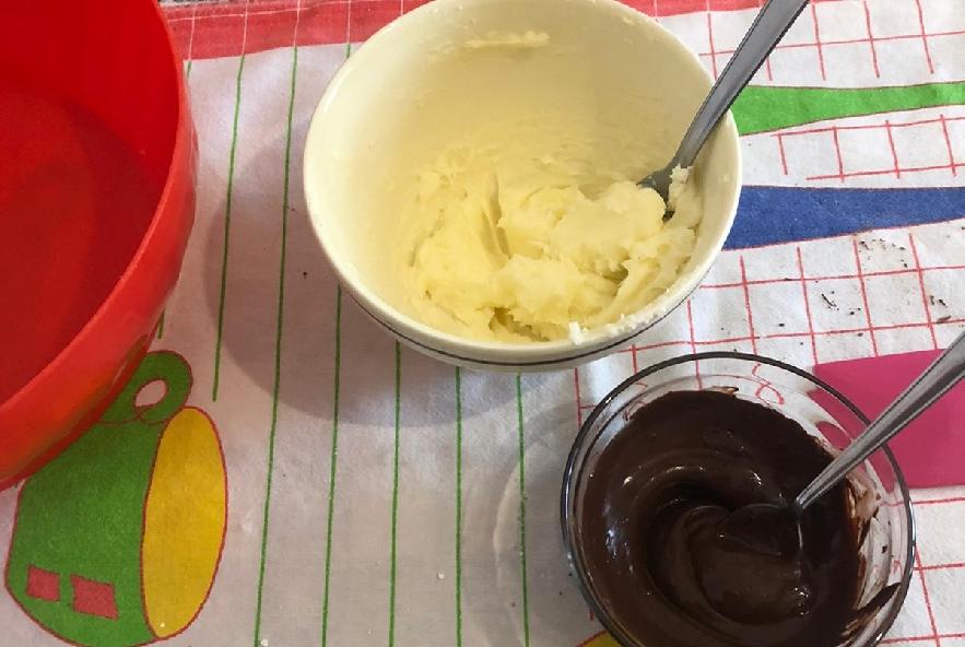 Torta sacher mignon sacherottino - Step 2 - Immagine 2