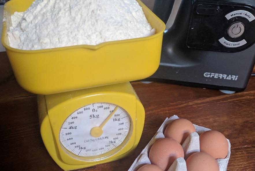 Pansotti con salsa di noci - Step 5 - Immagine 1