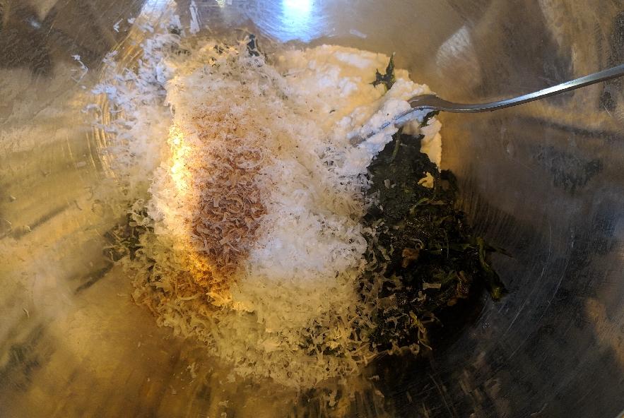 Pansotti con salsa di noci - Step 8 - Immagine 1