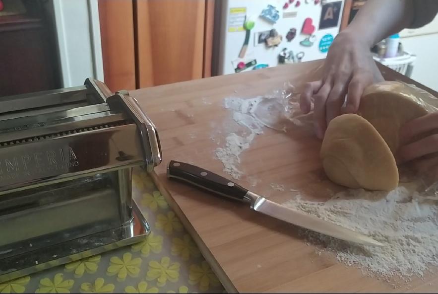 Pansotti con salsa di noci - Step 9 - Immagine 2