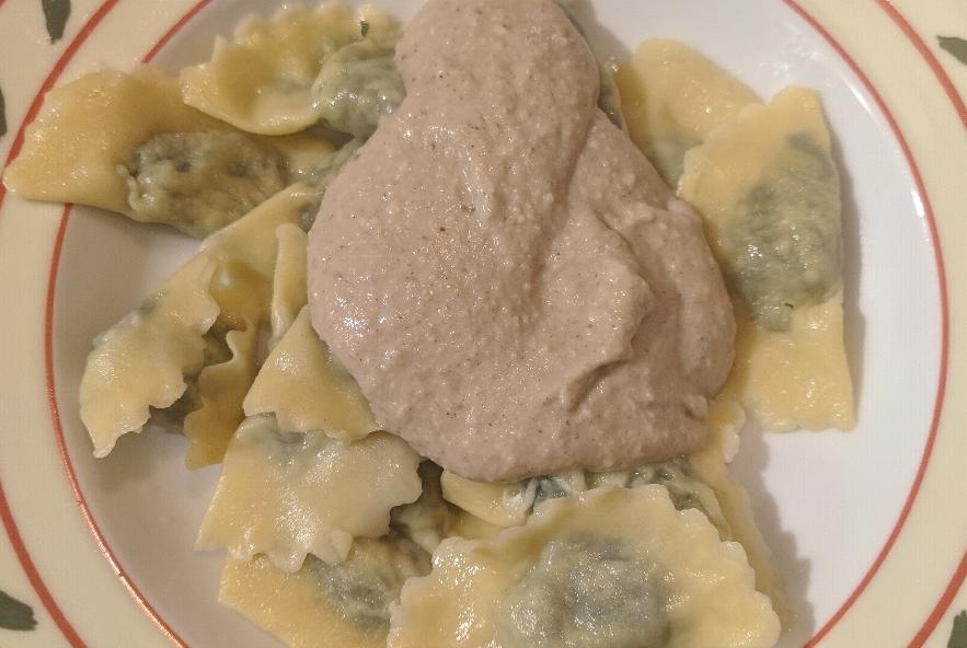 Pansotti con salsa di noci - Step 10 - Immagine 6
