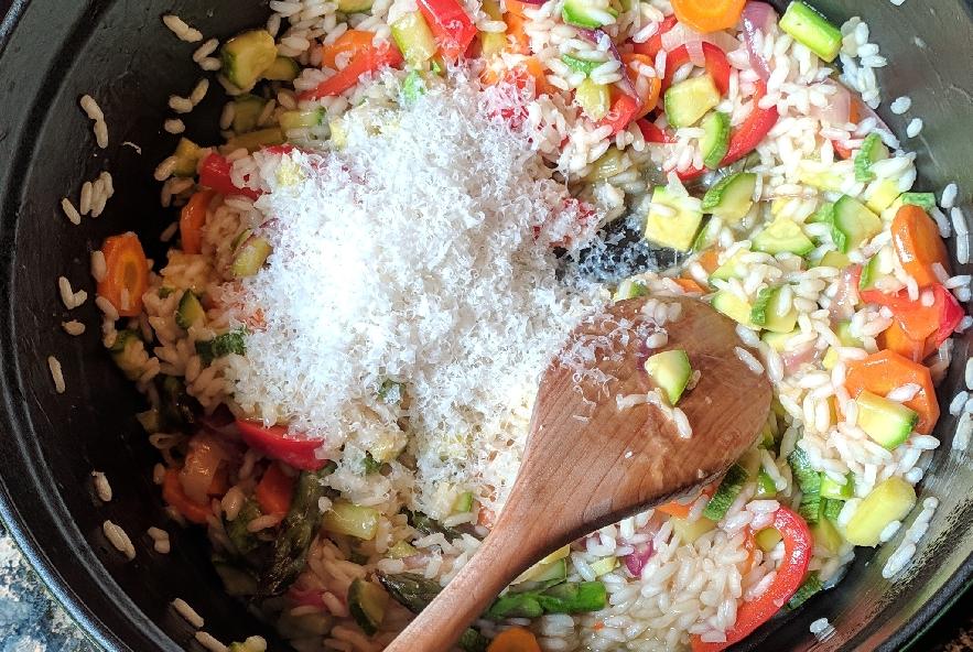 Risotto primavera con verdure fresche - Step 4 - Immagine 5