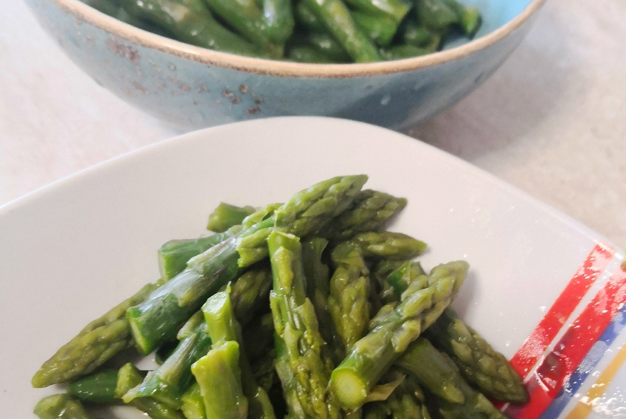Crostata salata agli asparagi - Step 3 - Immagine 1