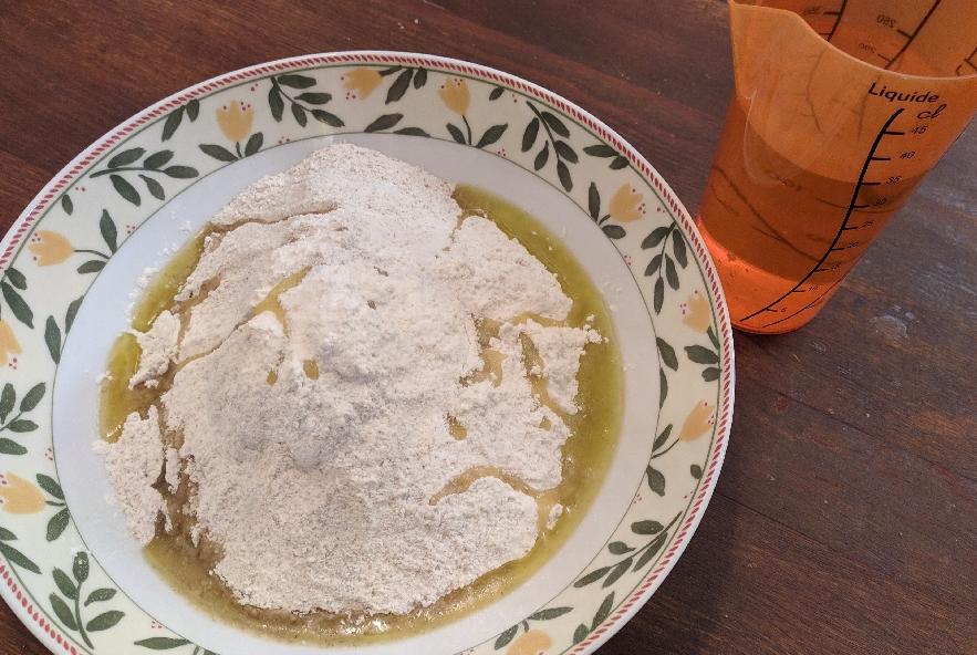 Torta pasqualina integrale con bietole - Step 2 - Immagine 1