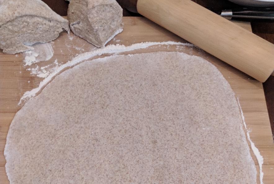 Torta pasqualina integrale con bietole - Step 3 - Immagine 2