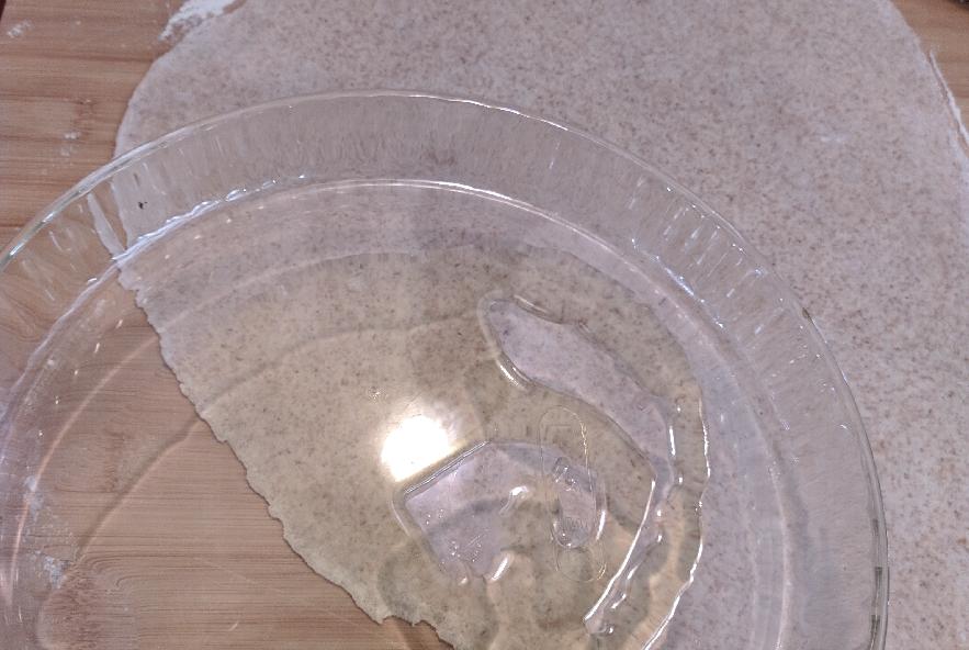 Torta pasqualina integrale con bietole - Step 4 - Immagine 1