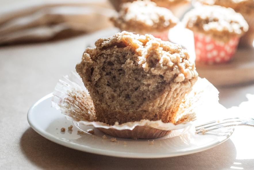 Banana crumble muffin - Step 5 - Immagine 1
