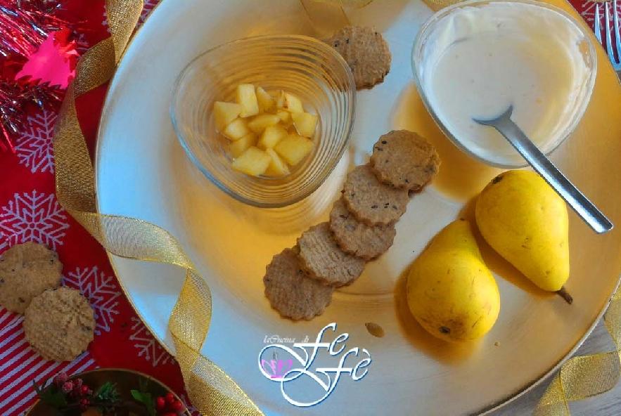 Biscotti salati al grana padano e semi misti - Step 8 - Immagine 1