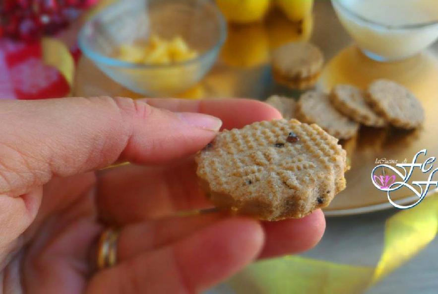 Biscotti salati al grana padano e semi misti - Step 9 - Immagine 1