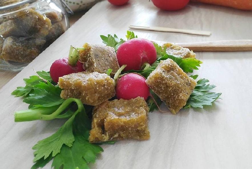 Ricetta Dado vegetale senza sale homemade