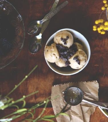 Gelato vegan senza gelatiera, con un ingrediente