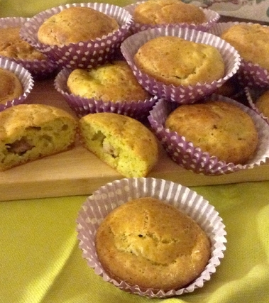 Muffin ai broccoli