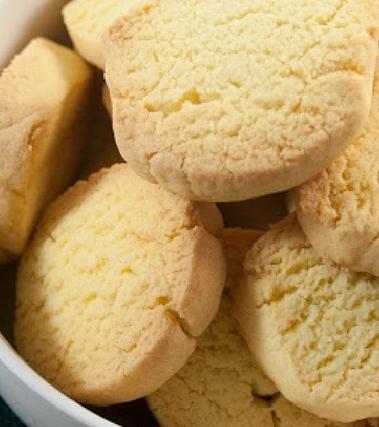 Biscotti con farina di riso gluten-free