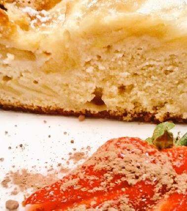 Torta di mele ricetta allan bay modificata