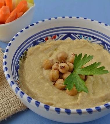 Hummus di ceci, la ricetta tradizionale