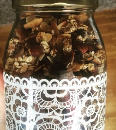 Granola homemade