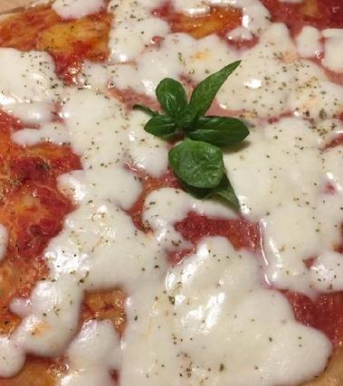 Pizza focaccia senza impastare