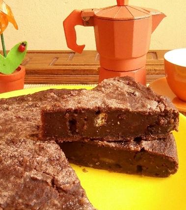 Torta nera della nonna