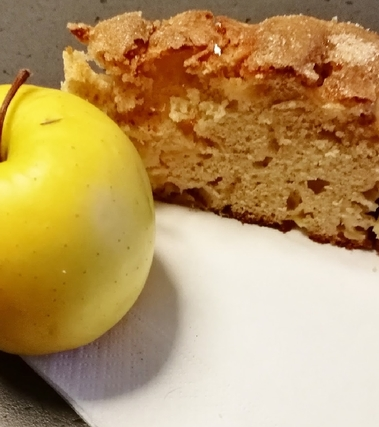 Torta morbidissima alle mele