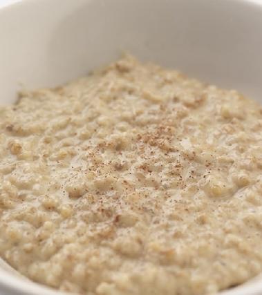 Porridge di avena: ricetta di base