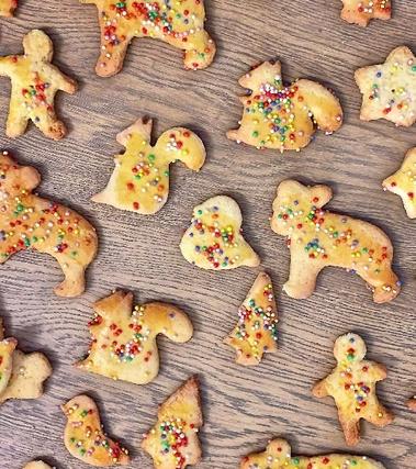 Biscotti befanini della versilia
