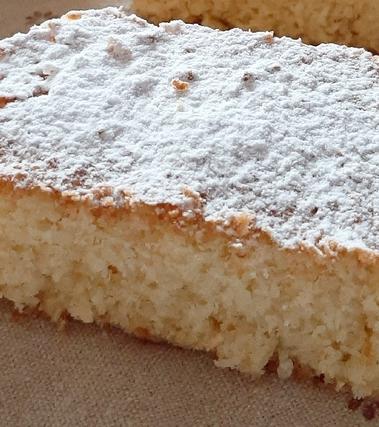 La torta coccolosa