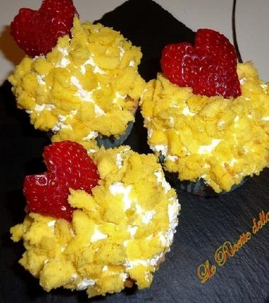 Tortini mimosa