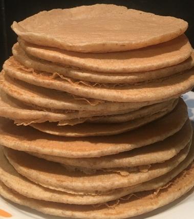Pancakes super light