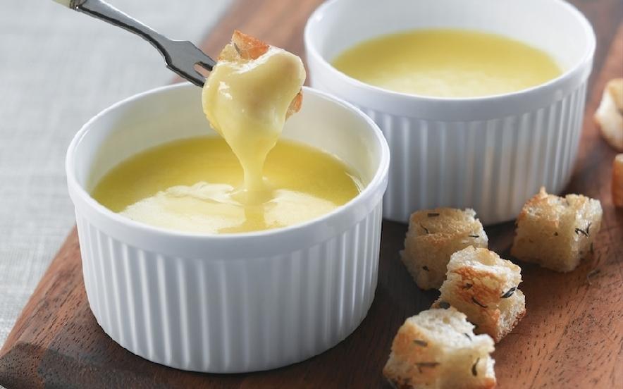Fonduta di formaggio