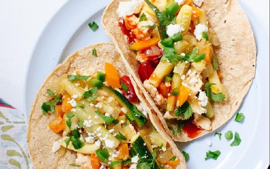 Tacos vegeteriani