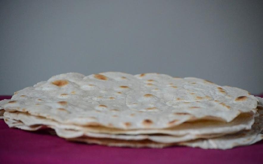 Piadine con esubero rinfresco lievito naturale