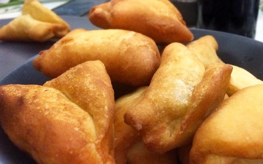 I cacchioni di zia Tina alias fagottini di patate