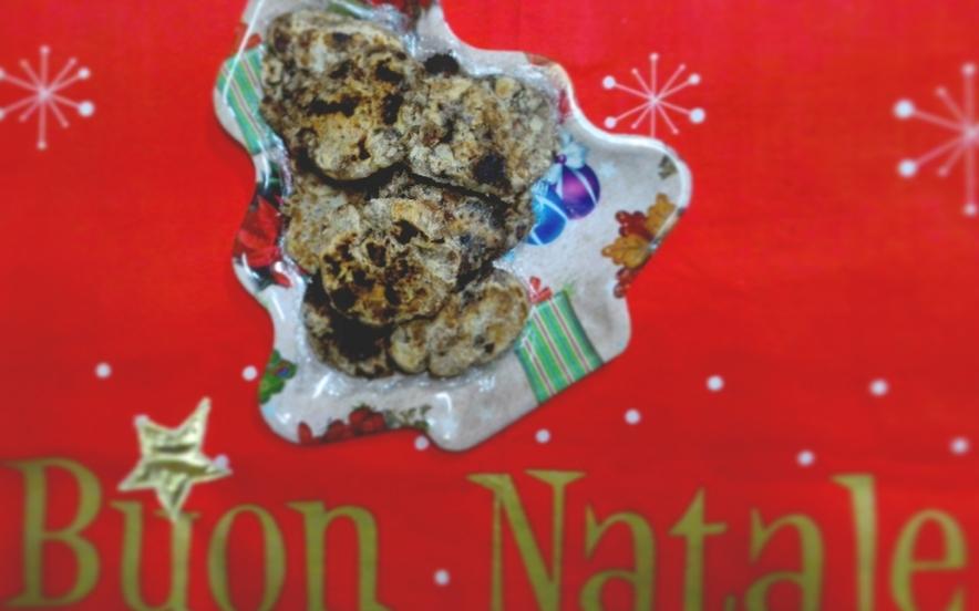 Biscotti natalizi di riciclo in padella