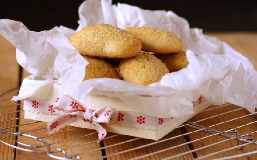Biscotti da inzuppo della nonna