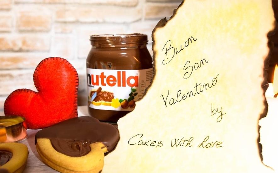 Cuor di nutella di San Valentino