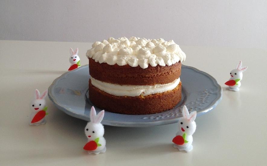 Carrot Naked Cake