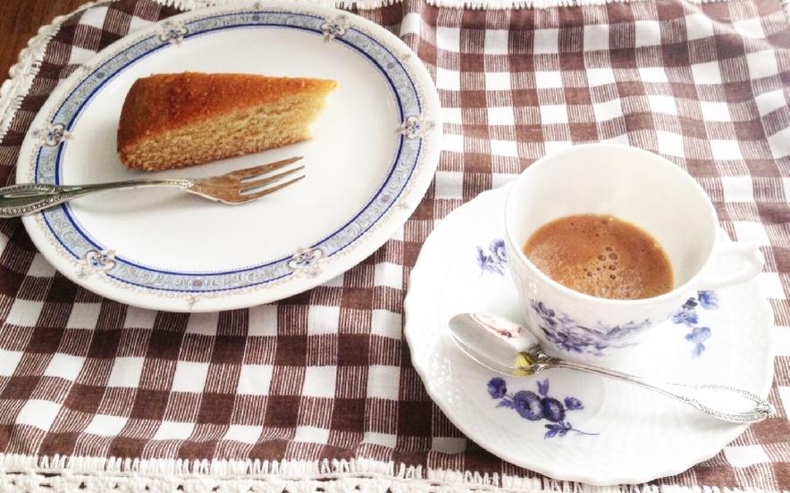 Torta leggera con farine speciali