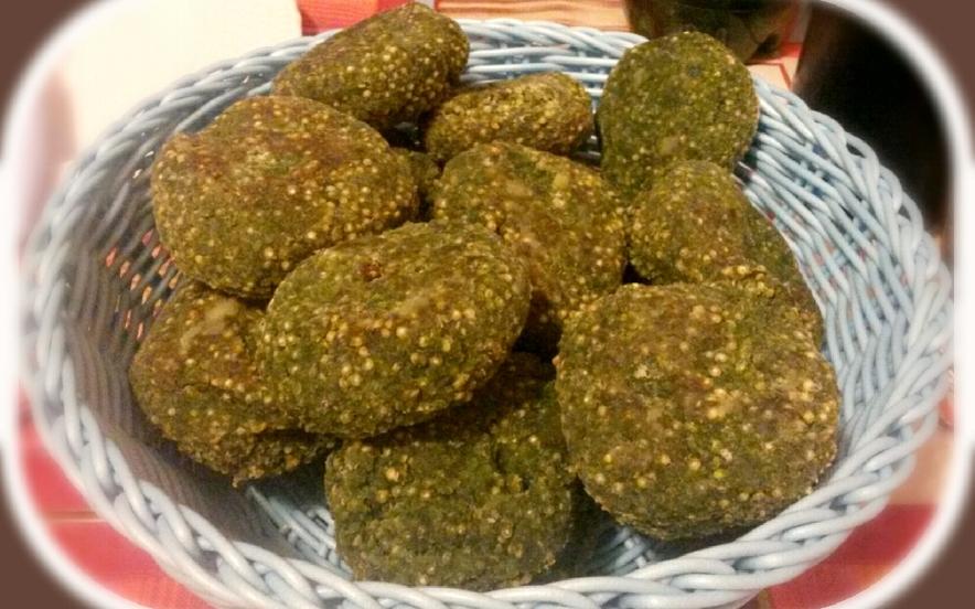 Quinoa e spinaci: polpette sane e buone