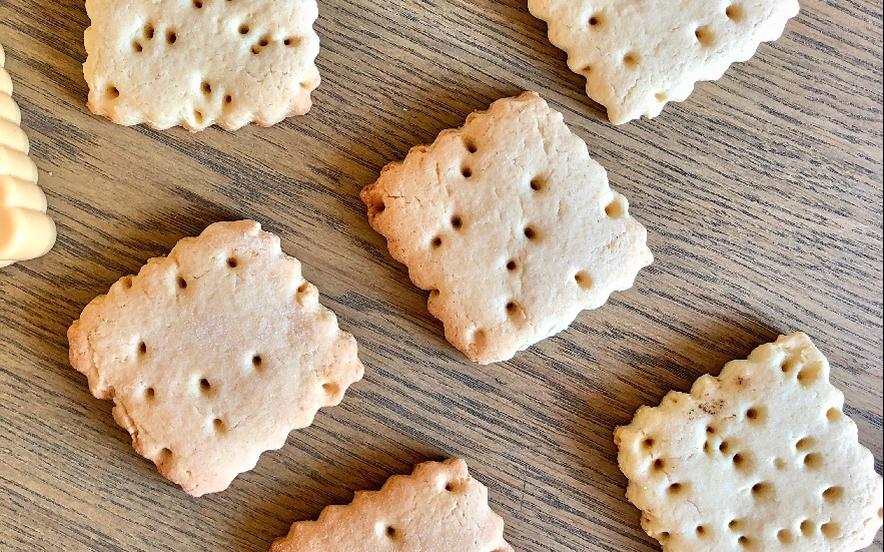 Biscottoni da latte e colazione dell'Artusi