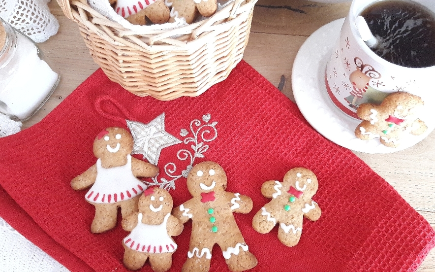 Gingerbread men - Omini di pandizenzero
